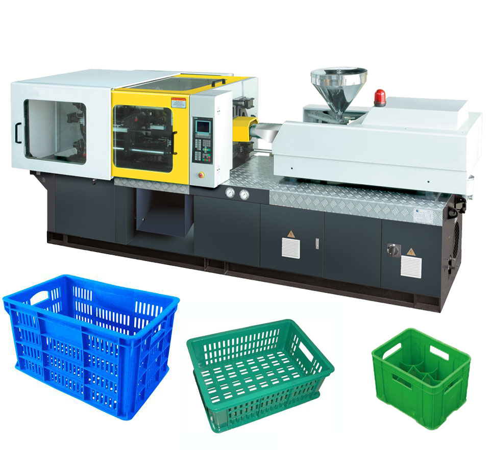 Crate Injection Molding Machine